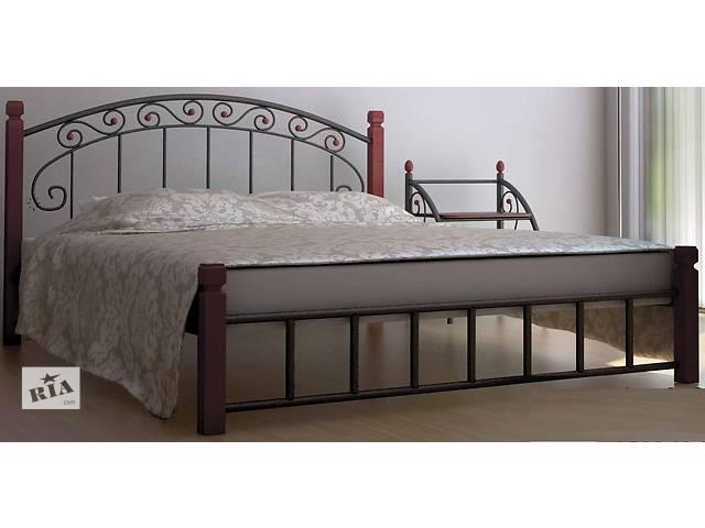 Кровать металлическая  Афина  (Металл Дизайн)- объявление о продаже  в Киеве