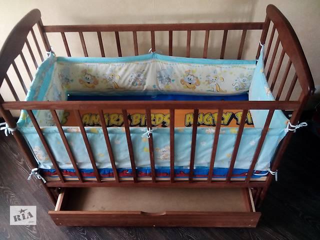 Кроватка -колыбелька детская для новорожденных.- объявление о продаже  в Житомире