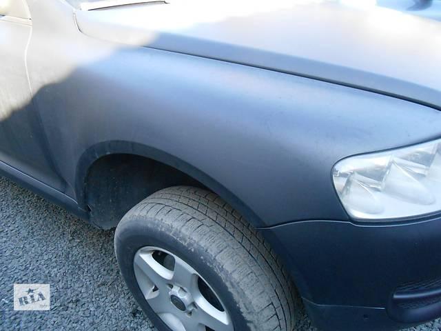 Крыло переднее правое Volkswagen Touareg (Туарег)- объявление о продаже  в Ровно