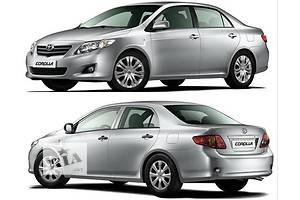 Новые Крылья задние Toyota Corolla