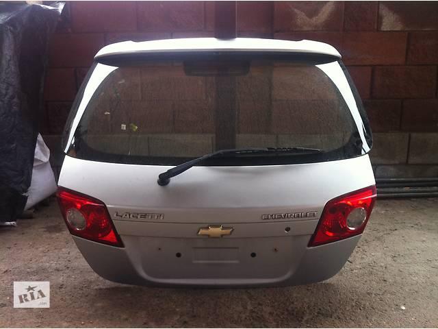 Крышка багажника для  Chevrolet Lacetti Hatchback- объявление о продаже  в Ровно