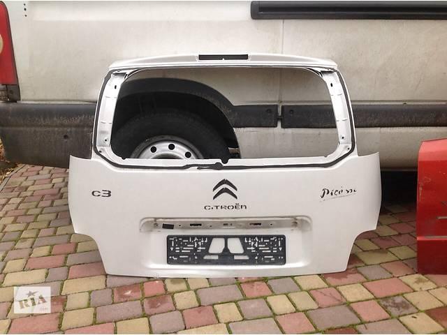 купить бу  Крышка багажника для легкового авто Citroen C3 Picasso в Остроге