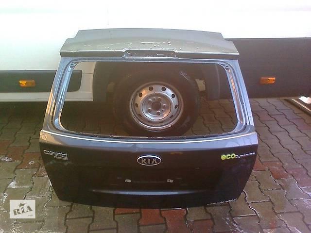 купить бу  Крышка багажника для легкового авто Kia Ceed SW в Мукачево
