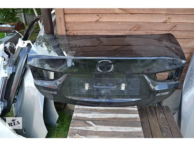 купить бу  Крышка багажника для легкового авто Mazda 6 c 2014 в Ровно