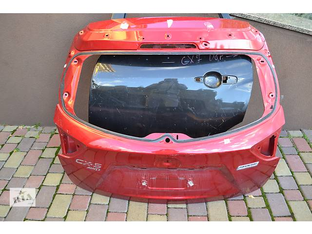 бу  Крышка багажника для легкового авто Mazda CX-5 в Остроге