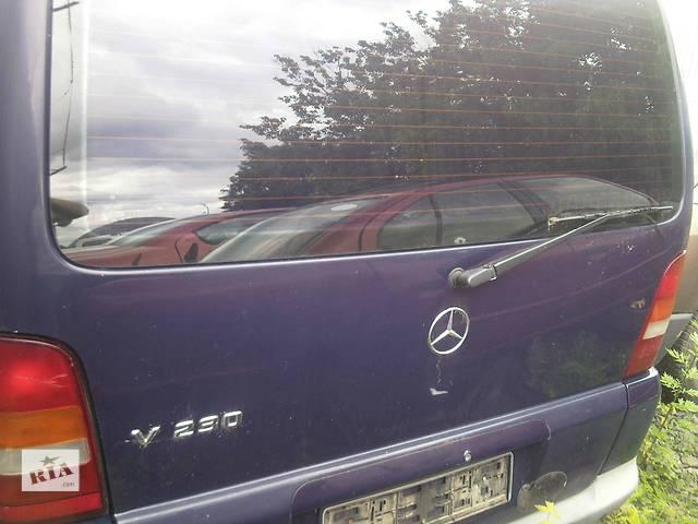 продам Крышка багажника для легкового авто Mercedes Vito бу в Ужгороде