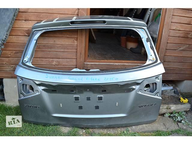 Крышка багажника для легкового авто Suzuki Grand Vitara- объявление о продаже  в Ровно