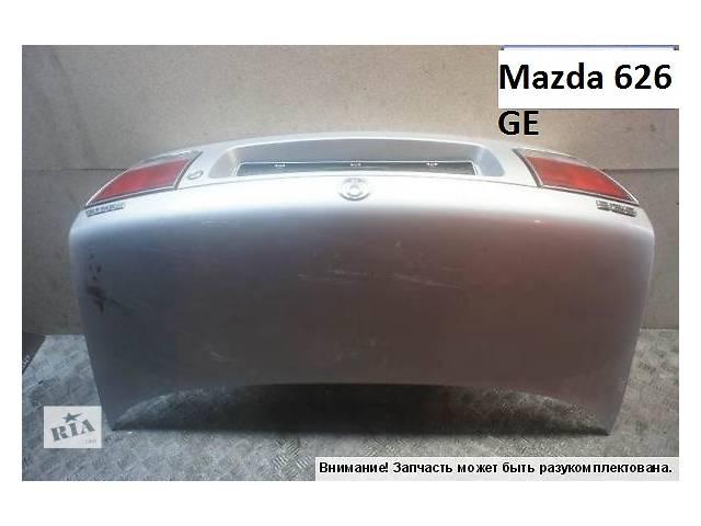 купить бу Крышка багажника для седана Mazda 626 GE в Киеве