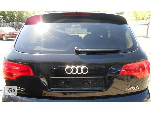 бу Крышка багажника Ляда Audi Q7 Ауди К7 Ауди Кю7 в Ровно
