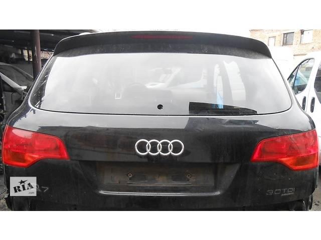 Крышка багажника Ляда Audi Q7 Ауди К7 Ауди Кю7- объявление о продаже  в Ровно