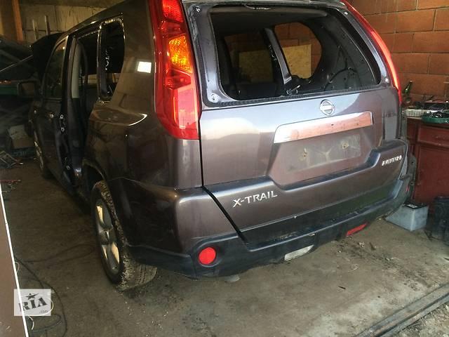 купить бу Крышка Nissan X-Trail Кузов Ниссан х трейл Т 31 в Ровно