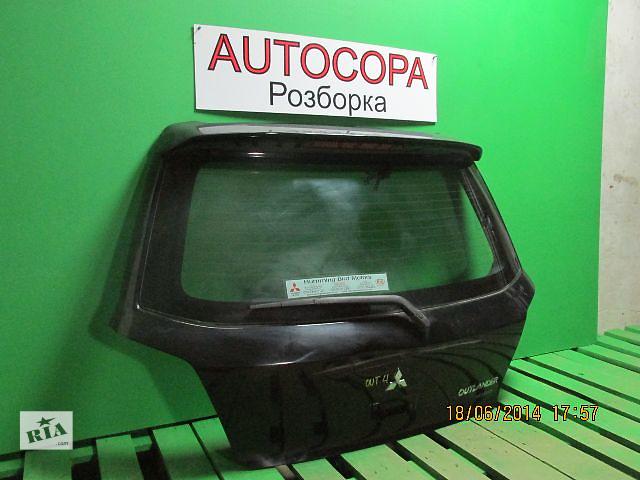 продам Крышка багажника для легкового авто Mitsubishi Outlander бу в Львове