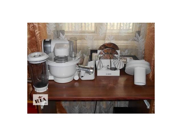 Кухонный комбайн BOSCH MUM 4855- объявление о продаже  в Ивано-Франковске