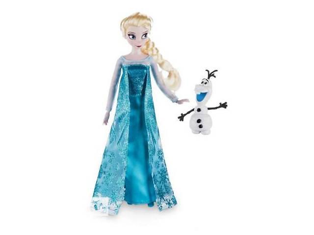 продам Кукла Эльза и Олаф Холодное сердце Дисней принцесса Elsa Frozen Disney 2016 бу в Днепре (Днепропетровск)