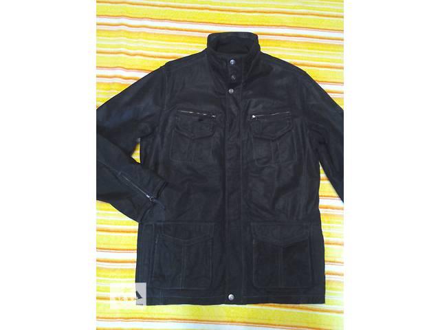 продам куртка кожаная Marine Bleu бу в Харькове