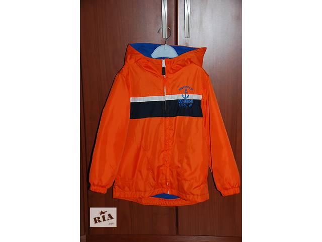 продам Куртка на флисе для мальчика  бу в Одессе