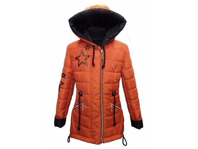 Куртка-парку демісезонна для дівчаток від 7 до 15 років- объявление о  продаже в c364c311c908a