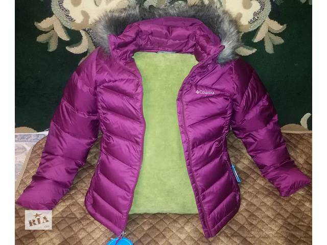 Куртка пуховик Columbia 46 размер- объявление о продаже  в Киеве