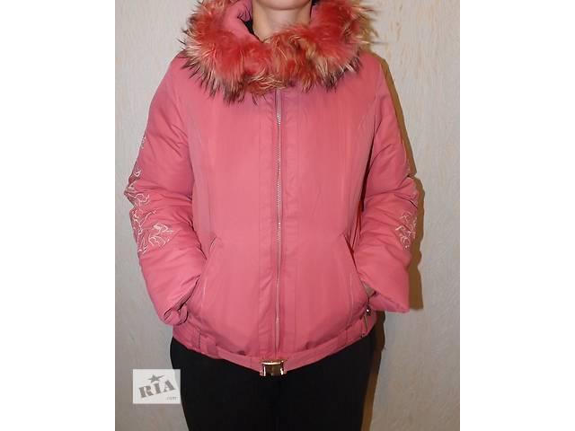 купить бу Куртка пуховик в Запорожье