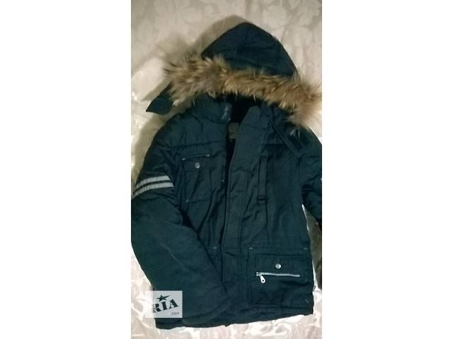 Куртка зимняя, подростковая, недорого- объявление о продаже  в Киеве