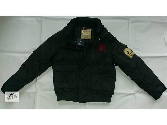 куртка зимняя POLO Ralf Lauren- объявление о продаже  в Львове