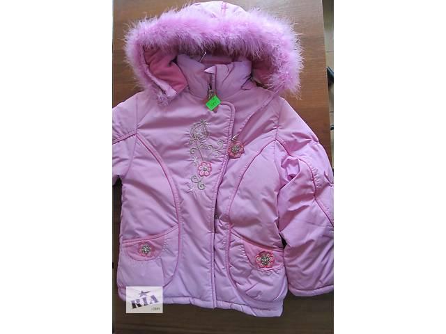 купить бу Курточка, зима на девочку в Кропивницком (Кировоград)