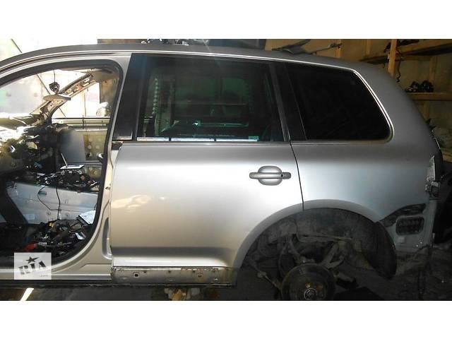 купить бу Кузов, часть кузова Volkswagen Touareg (Фольксваген Туарег) 2003-2009p. в Ровно