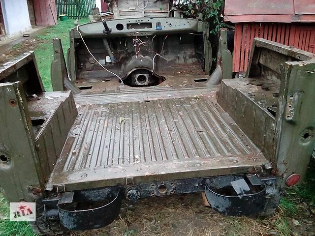 Кузов уаз 469- объявление о продаже  в Ивано-Франковске