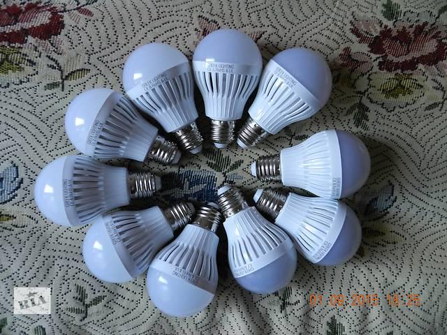 продам Лампа led 9W Е27 OEM бу в Львове