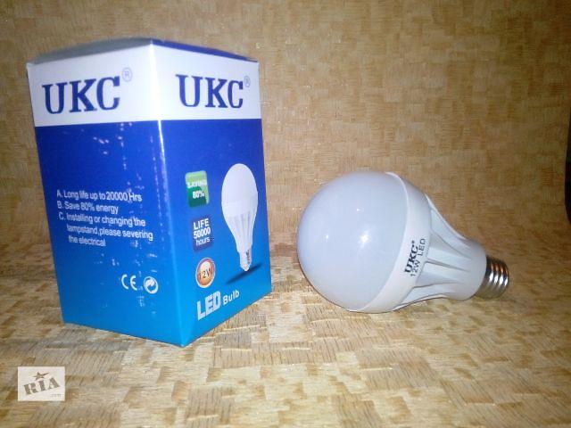продам лампа светодиодная 12W цоколь E27 бу в Харькове