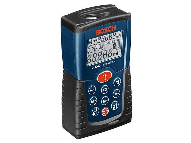 продам Лазерный дальномер Bosch DLE 40 бу в Ивано-Франковске