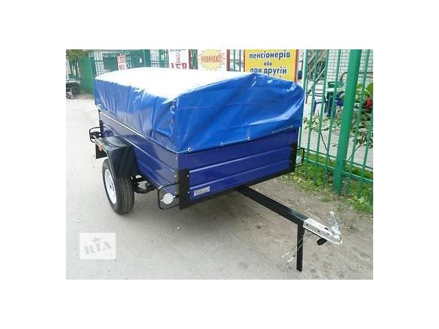 продам Прокат, аренда прицепов для легковых авто бу в Киевской области