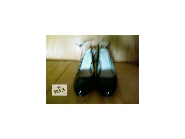 бу летние лакированные туфли в Виннице