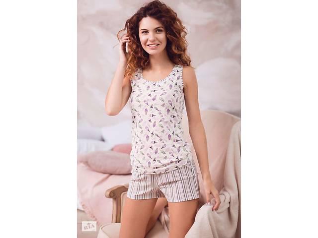 купить бу 6213-5 комплект женский майка+шорты в Одесі