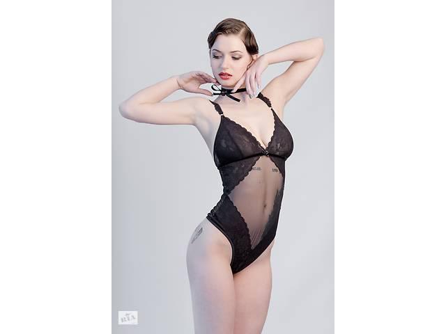 Боди Reine Rouge S Черное (RR19120 1) - Жіноча білизна в Києві на ... 6b9addfb6e3fa