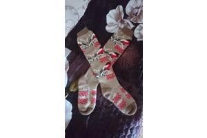 Жіночі вовняні шкарпетки