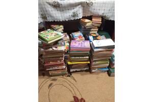 Книги с домашней библиотеки.
