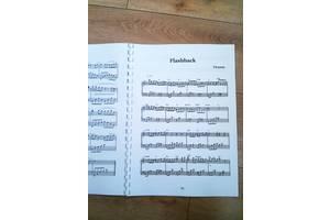 Збірник нот для фортепіано (ноти для фортепіано)