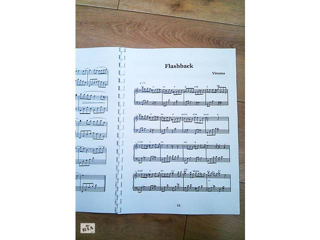 бу Сборник нот для фортепиано (ноты для фортепиано) в Кременчуге
