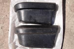 Левый клык бампера для Fiat Ducato 1991рв на фиат дукато пежо джі5 левый уголок бампера пластик оригинал не битый