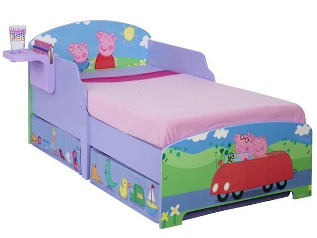 купить бу Кровать для мальчика Синка Пепа + безкоштовна доставка в Львове