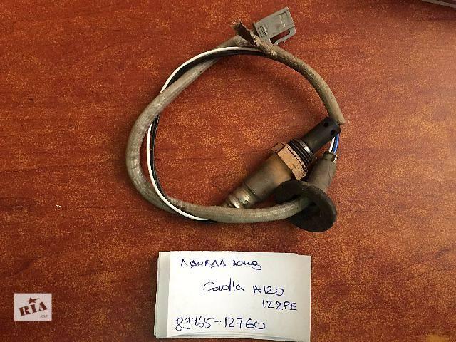 купить бу Лямбда зонд  Toyota Corolla 89465-12760 в Одессе