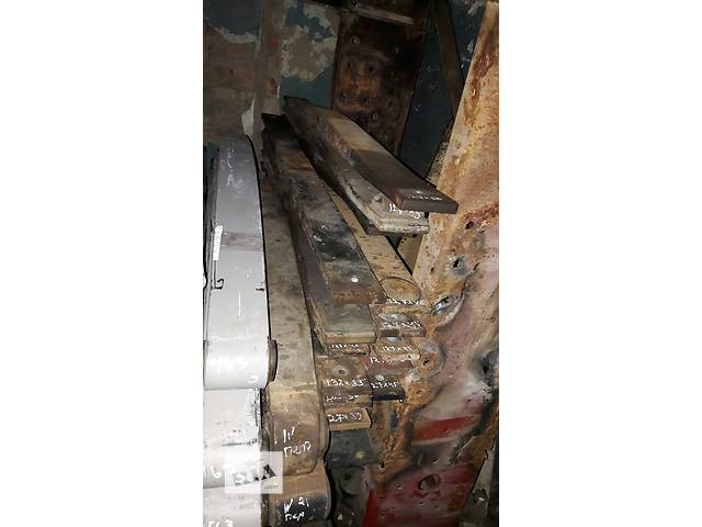 продам Лист коренной для грузовика MAN L 2000 М2000 ТGL бу в Виннице