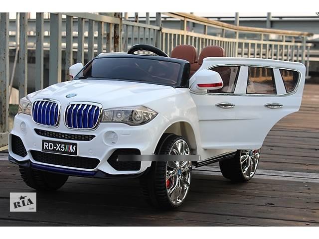 продам Лицензионный Джип BMW M 3102 (MP4) EBLR-1, кожаное сиденье, белый бу в Одессе