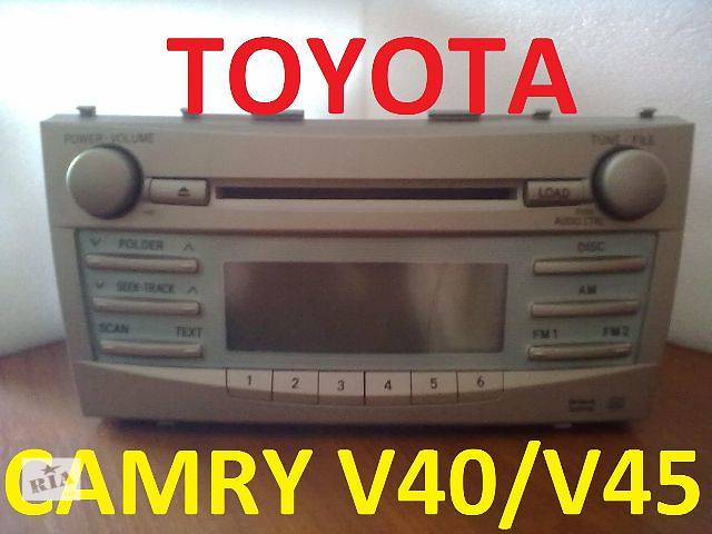 Магнитола Toyota Camry V40/V45- объявление о продаже  в Славянске