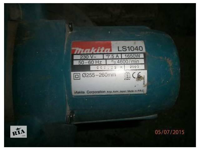 продам Makita LS1040 бу в Мариуполе (Донецкой обл.)