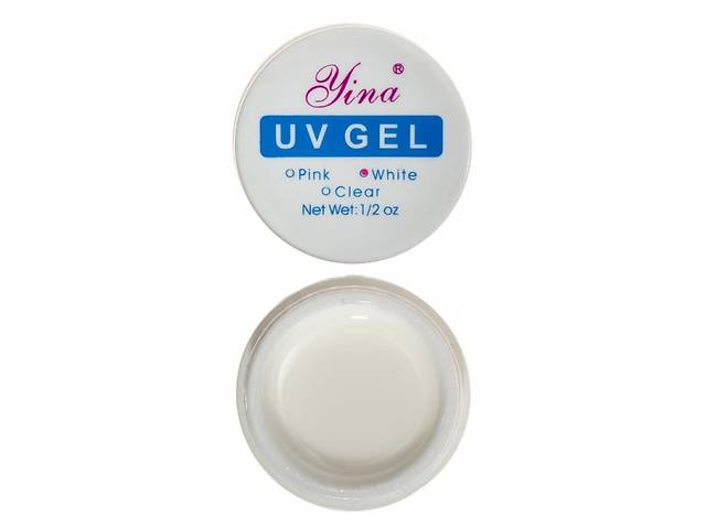 купить бу Гель Lina UV Gel для наращивания ногтей,для френча. в Дніпрі (Дніпропетровськ)