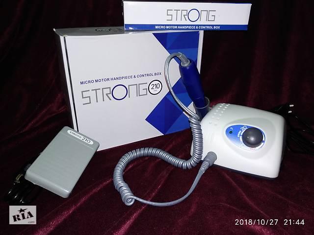 Продам новый фрезер Strong 210 Стронг 210