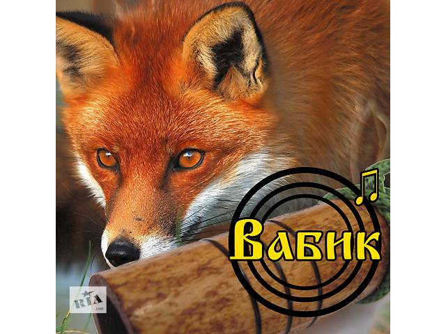 Манок на хищника (лису, рысь, волка). Товары для охоты- объявление о продаже  в Луцке