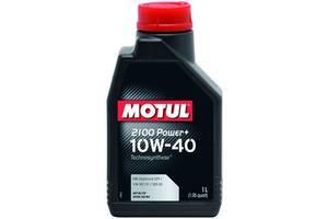 Масло Motul 2100 POWER SAE полусинтетическое 10W-40 , 1л